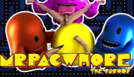 Gay pacman version with homosexual anal sex