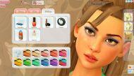 Girlvania make up model designer