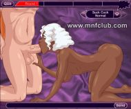 Mnf club online interracial cock sucking blowjob game
